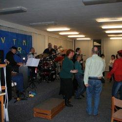večírek učitelů