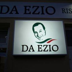 Pizzerie Da Ezio, Nebušice