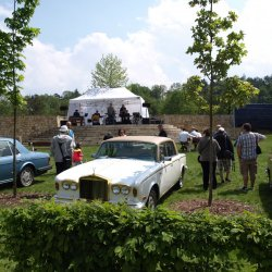 sraz Bentley a Rolls-Royce clubu