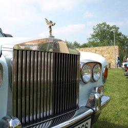 sraz Rolls-Royce & Bentley klubu