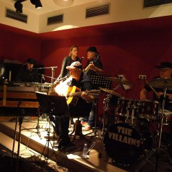 výroční koncert kapely